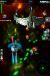 Example of gameplay from Star Trek The Mobile Game