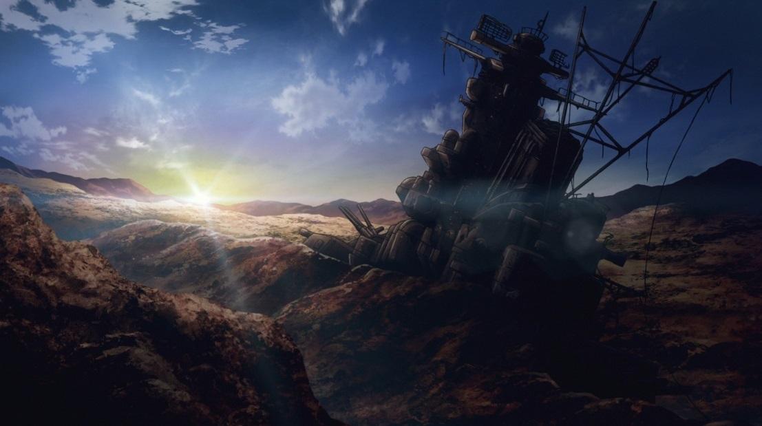 Anime Review – Space Battleship Yamato 2199 Episodes 1-10 ...