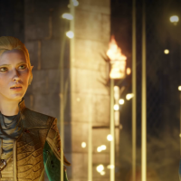 Galactic Pillow YouTube – Dragon Age Inquisition Act 1 Mage Quest line & Scout Harding